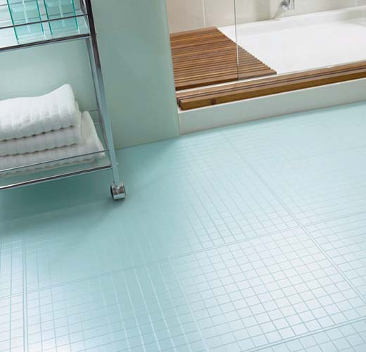 bathroom amtico flooring bath