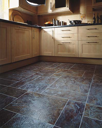 karndean vinyl kitchen flooring Bath