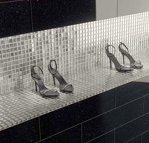 decorative tiling Bath